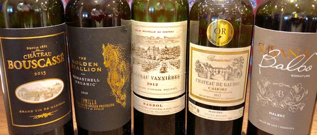 Ovanliga druvor – ovanliga vinområden