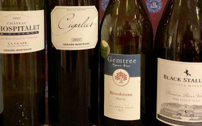 """Ekologiskt och """"hållbart"""" vin"""