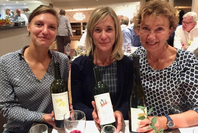 Vita och röda viner från Norra Rhonedalen
